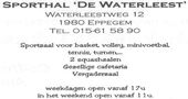 Sporthal De Waterleest
